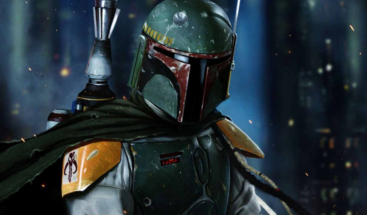 Photo Boba Fett - Star Wars