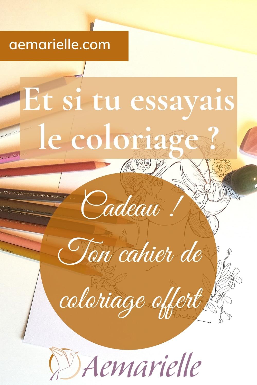 Coloriage | télécharge ton cahier offert
