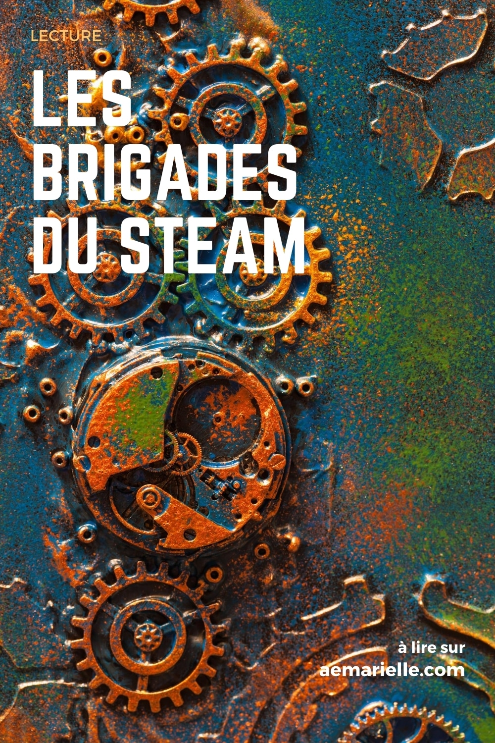 Les brigades du steam - épingle pinterest 2