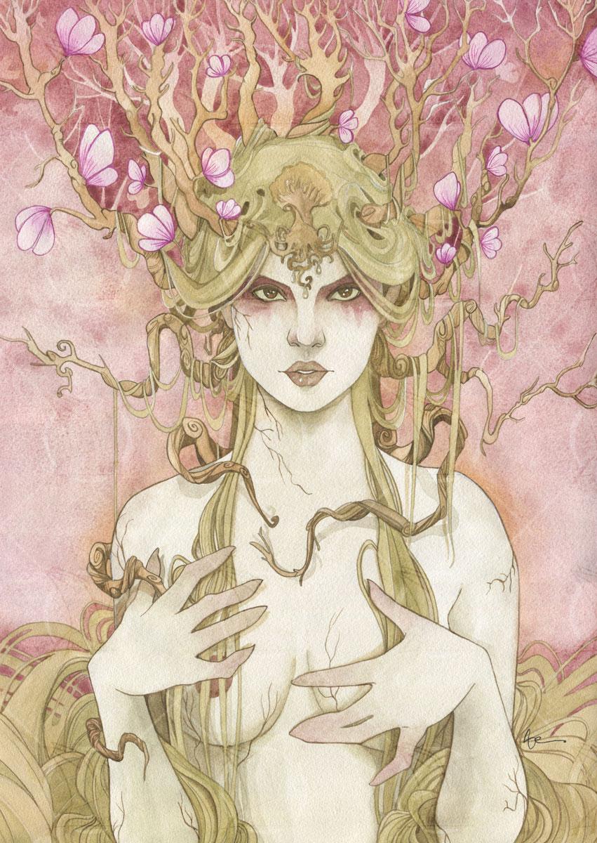 Rhéa - mythologie grecque - déesse