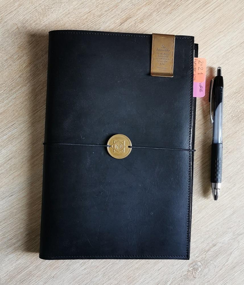 Portfolio A5 noir Paper Republic