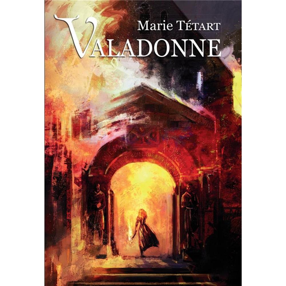 Couverture  du roman Valadonne par Amaryan